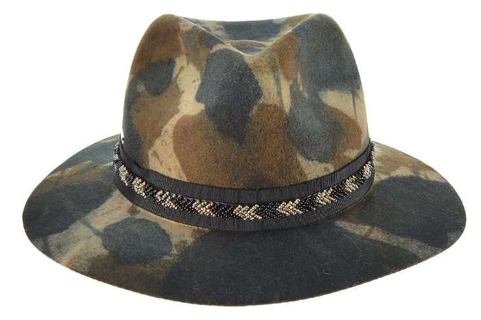 Fedora Filthat camouflage